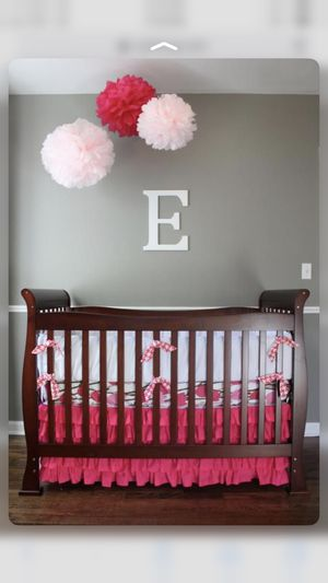 Brown Baby Crib. Great condition for Sale in Hyattsville, MD