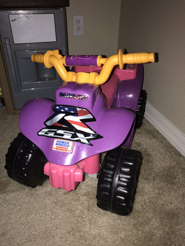 Girl's 4 wheeler - needs battery for Sale in Mesa, AZ - OfferUp