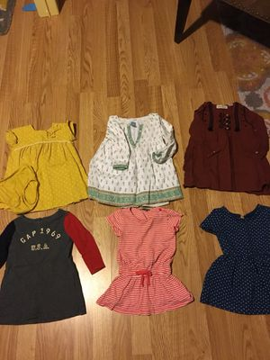 23832ca755f0 Toddler girl clothes like new new 12-2 for Sale in San Diego