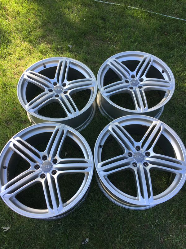20 Audi Oem Wheels For Sale In Wheeling Il Offerup