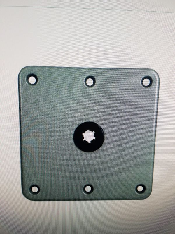Attwood 7x7 aluminum 3/4 pin boat seat mounting base for Sale in Haddon  Heights, NJ - OfferUp