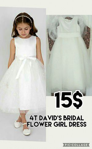 11138a41730 New and Used Flower girl dresses for Sale in Little Rock