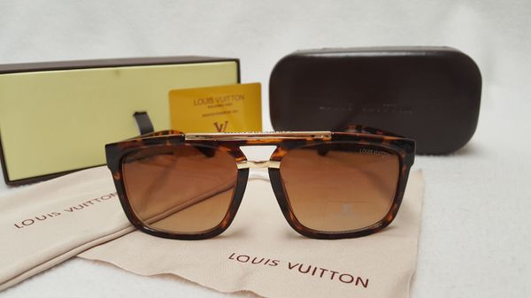 1e14c3317f492 Louis Vuitton women amber metal sunglasses (Jewelry   Accessories) in  Birmingham