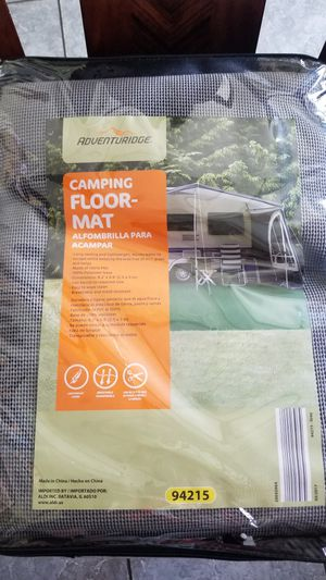 Camping floor mat BRAND NEW for Sale in Orlando, FL
