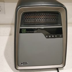 Infrared Quartz 1500-Watt Electric Portable Space Heater with Remote Control and Cool-Touch Housing by Lasko Thumbnail