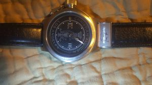 Christian audigier leather watch for Sale in San Diego, CA