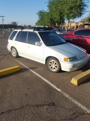 1991 honda civic wagon value