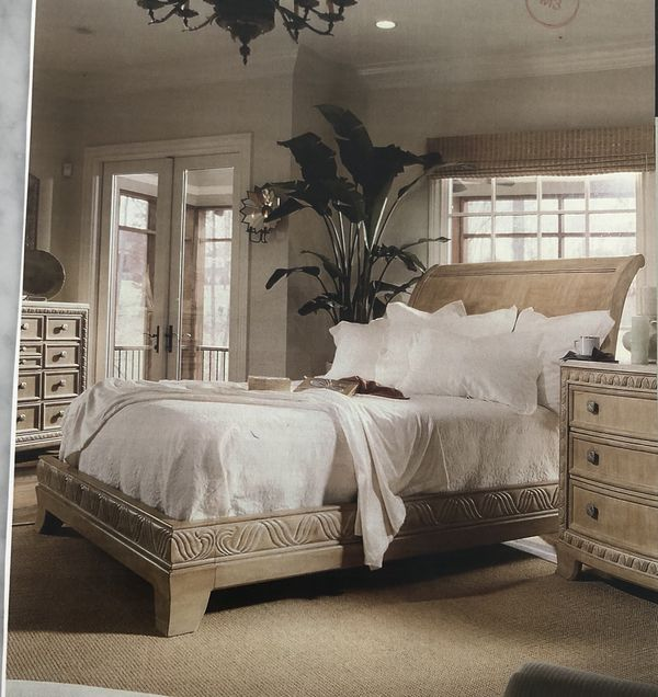 Master Bedroom Set - King size bed with mattress and box spring ...