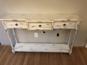 promo code 9e182 88d05 New and Used Console table for Sale in Snohomish, WA - OfferUp