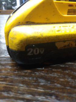 Set Of Dewalt Brushless Impact And Driver Thumbnail