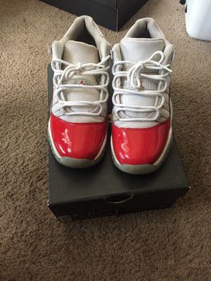 Red Jordan retro 11s Size 7 for Sale in Jacksonville e9e2980a7