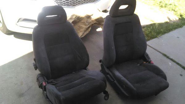 Acura Integra Gsr Seats For Sale In Diamond Bar CA OfferUp - Acura integra seats