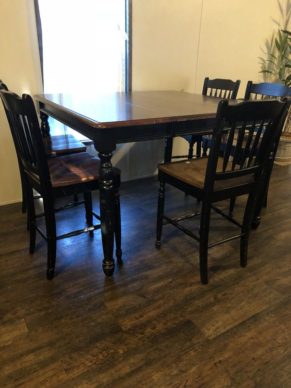 Ashley Furniture Counter Height Dining Table With Leaf Extension