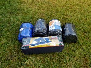 3 room Tent with 4 sleeping bags for Sale in Merchantville, NJ