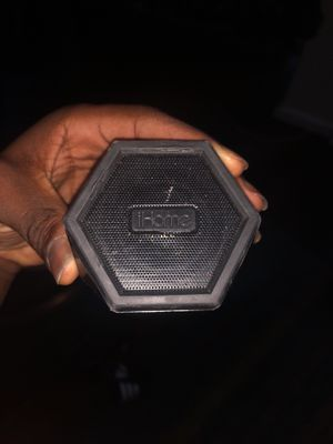 IHOME LED BlueTooth Speaker for Sale in Wheaton-Glenmont, MD