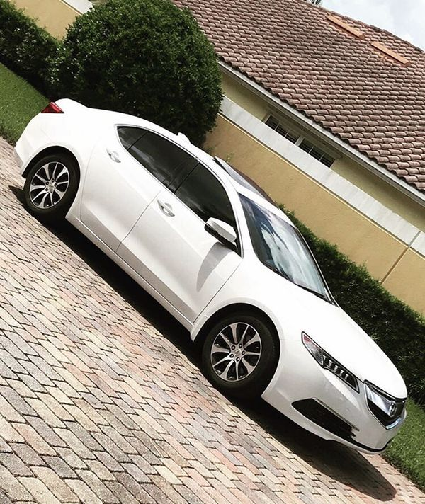 Acura TLX 2105 (Take Over Payments) For Sale In Orlando