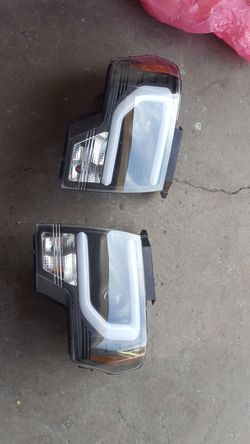 Front lights Ford f150 2010-2014 Thumbnail