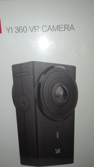 YI 360 VR Camera for Sale in Seattle, WA