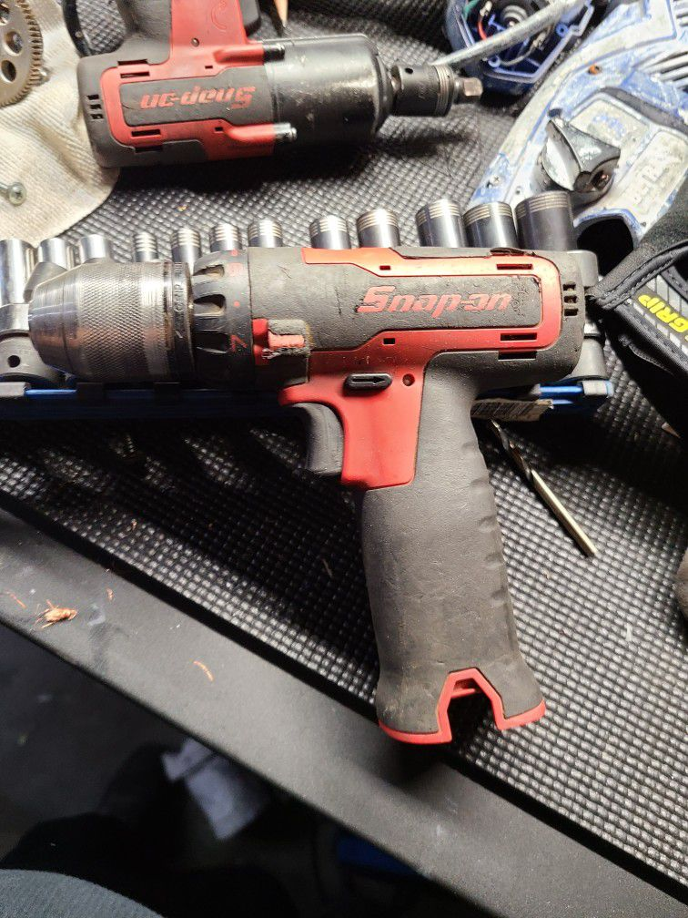 Snap-on Drill