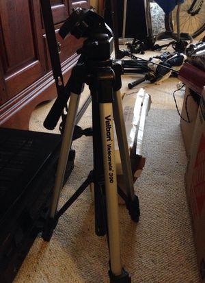 Camera tripod for Sale in Lynchburg, VA