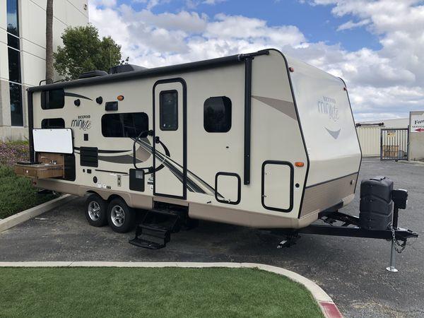 2018 Rockwood 2509S Travel Trailer for Sale in Ontario, CA ...