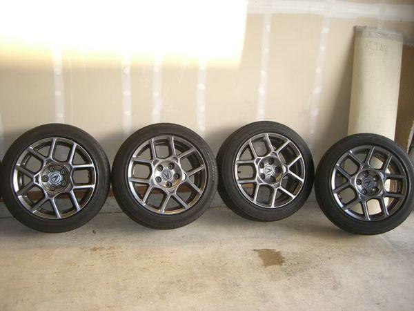 Acura TL Type S Rims For Sale In Passaic NJ OfferUp - Acura type s wheels