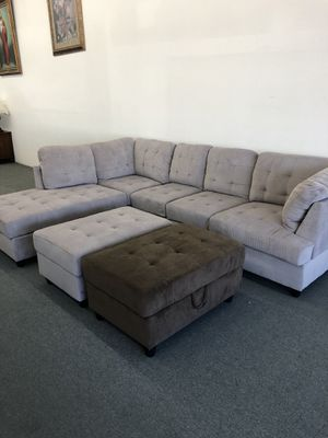 Miraculous New And Used Sofa Chaise For Sale In Tracy Ca Offerup Pabps2019 Chair Design Images Pabps2019Com