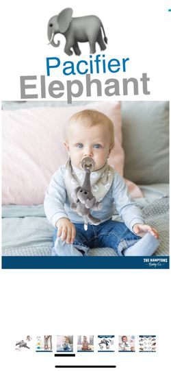 Baby Pacifier Thumbnail