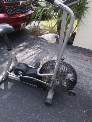 Schwinn airdyne comp exercise bike for Sale in Tampa, FL