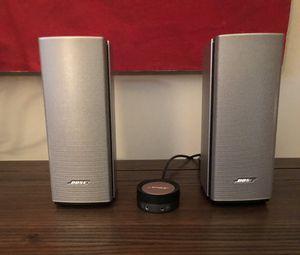 Bose Companion 20 Bluetooth speakers for Sale in Atlanta, GA