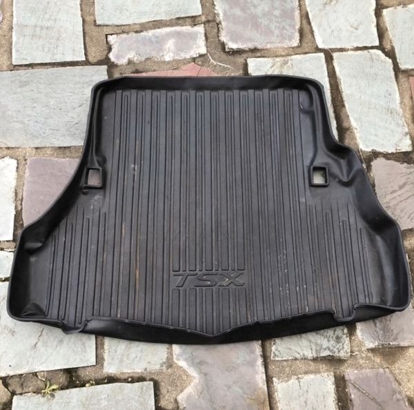 Acura TSX All-weather Trunk Mat 04-08 CL9 For Sale In