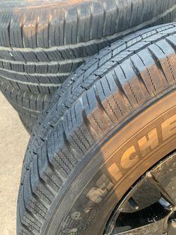 Jeep Wrangler Tires - OBO Thumbnail