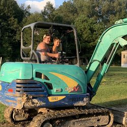 Compact Excavator Thumbnail