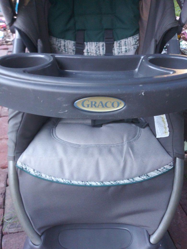 Graco Fold Up Stroller