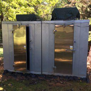 6x6 walkin cooler and freezer for Sale in Arrington, VA