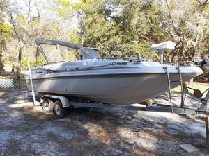 New And Used Deck Boat For Sale In Ocala Fl Offerup