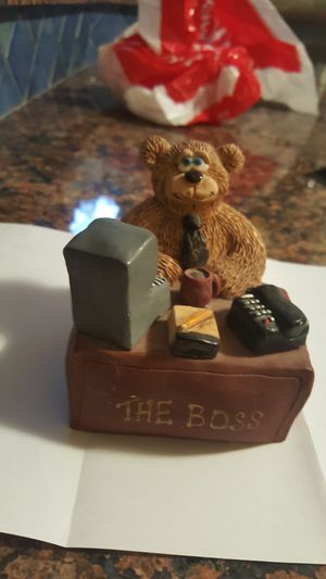 Boss near figure for Sale in Suwanee, GA