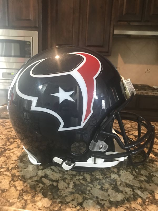 7d99f8adfe0 NFL Houston Texans Authentic Helmet for Sale in Rockwall