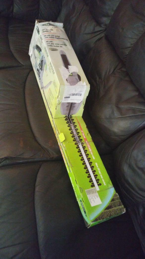 Grass cutter new in box