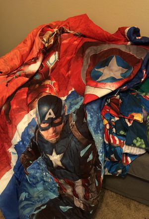 089f746c01c Full-size superhero bedding for Sale in Phoenix