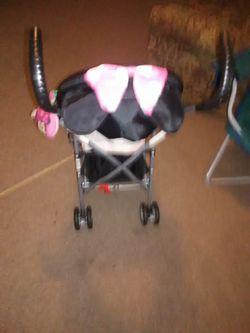 Minnie stroller Thumbnail