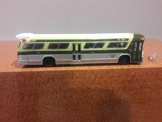 Rocky Go For it Cta Bus collectibles with mirrors (72 North-Cicero) Limited Edition Certificate Thumbnail