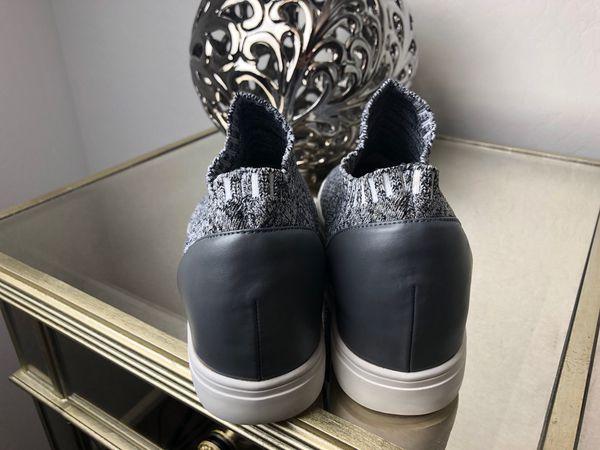 0c1a393fce4 Steve Madden Sly Hidden Wedge Knit Sneaker Women s Size 7.5 ...