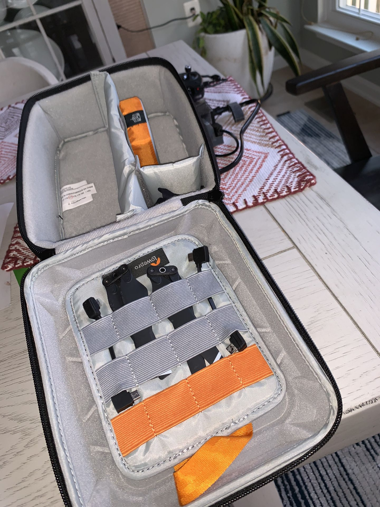 DJI Mavic Pro with storage case