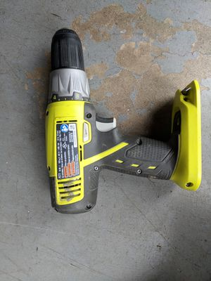 Ryobi Lithium tools, drill, circular saw, rotary saw tool for Sale in Alexandria, VA