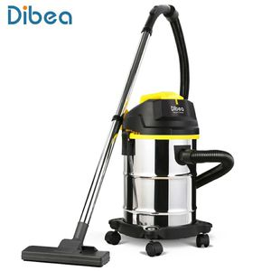 Dibea 15L 800W Household Barrel Type Wet / Dry Vacuum Cleaner Cleaning Machine Hand Bucket Vacuum Cleaner DU100 for Sale in Westlake, MD