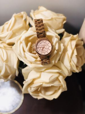Rose Gold Fossil Watch for Sale in Arlington, VA