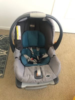 Photo Chicco baby car seat