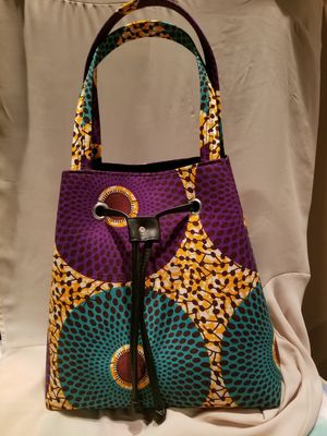 Nigerian African Print Purse for Sale in Fort Washington, MD
