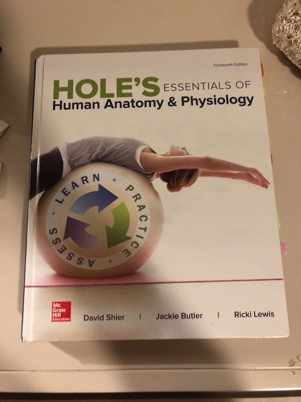 Holes Essentials Of Human Anatomy Physiology For Sale In Missouri